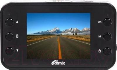 Автомобильный видеорегистратор Ritmix AVR-240 Start - экран