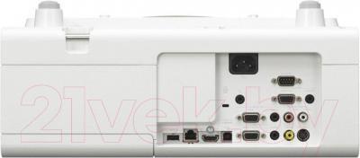 Проектор Sony VPL-SX630 - вид сзади