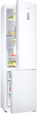 Холодильник с морозильником Samsung RB37J5450WW/WT - общий вид