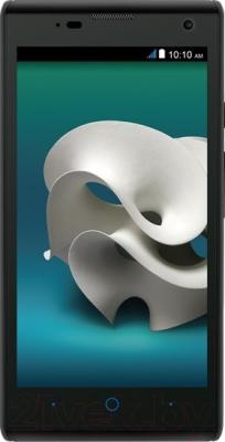 Смартфон ZTE V830 Blade G Lux (черный) - общий вид