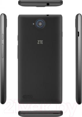 Смартфон ZTE V830 Blade G Lux (черный) - полный обзор панелей