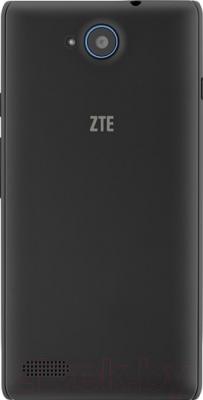 Смартфон ZTE V830 Blade G Lux (черный) - вид сзади