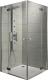 Душевое ограждение Radaway Almatea KDD 90 (32152-01-01N) -