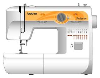 Швейная машина Brother Prestige 100 - вид спереди