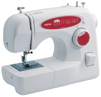 Швейная машина Brother XL-2220 - вид спереди