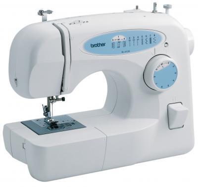 Швейная машина Brother XL-2120 - вид сбоку