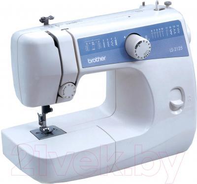 Швейная машина Brother LS-2125 - общий вид