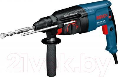 Профессиональный перфоратор Bosch GBH 2-26 DRE Set Professional (0.611.253.768) - общий вид