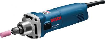 Профессиональная прямая шлифмашина Bosch GGS 28 C Professional (0.601.220.000) - общий вид