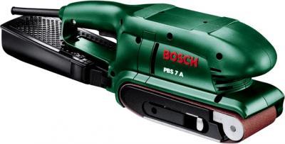 Ленточная шлифовальная машина Bosch PBS 7 A - общий вид