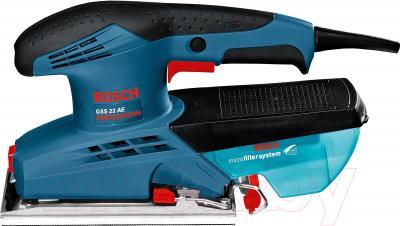 Профессиональная виброшлифмашина Bosch GSS 23 AE Professional (0.601.070.721) - вид сбоку
