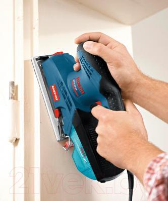 Профессиональная виброшлифмашина Bosch GSS 23 AE Professional (0.601.070.721) - в работе