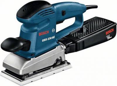 Профессиональная виброшлифмашина Bosch GSS 230 AE Professional (0.601.292.670) - вид слева