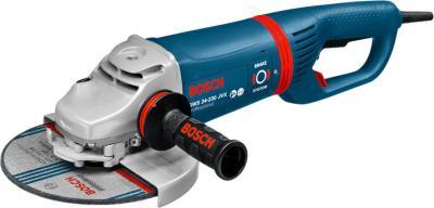 Профессиональная болгарка Bosch GWS 24-230 JVX Professional (0.601.864.504) - общий вид