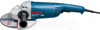 Профессиональная болгарка Bosch GWS 24-230 H Professional (0.601.884.103) - вид сбоку