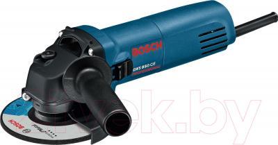 Профессиональная болгарка Bosch GWS 850 CE (0.601.378.790) - общий вид