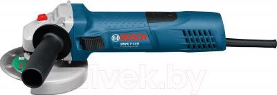 Профессиональная болгарка Bosch GWS 7-115 Professional (0.601.388.101) - вид сбоку