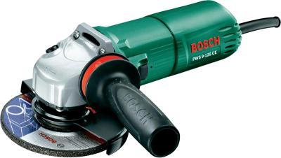 Угловая шлифовальная машина Bosch PWS 9-125 CE - общий вид
