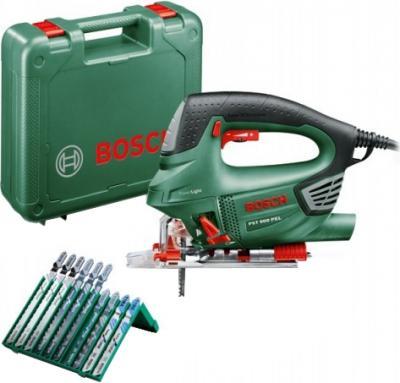 Электролобзик Bosch PST 900 PEL (0.603.3A0.201) - комплектация