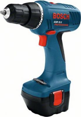 Профессиональный шуруповерт Bosch GSR 12-2 Professional - общий вид