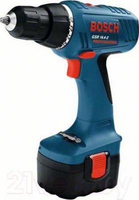 Профессиональная дрель-шуруповерт Bosch GSR 14,4-2 Professional (0.601.918.G20) - общий вид