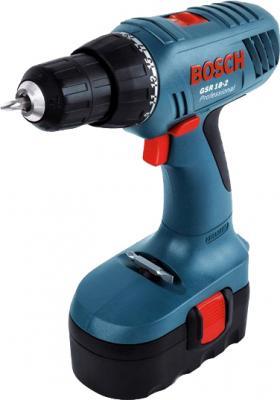 Профессиональная дрель-шуруповерт Bosch GSR 18-2 Professional (0.601.918.300) - общий вид