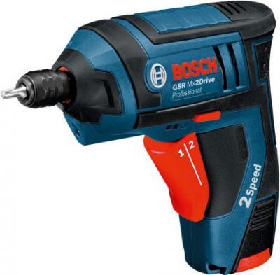 Профессиональный шуруповерт Bosch GSR Mx2Drive Professional (0.601.9A2.101) - общий вид