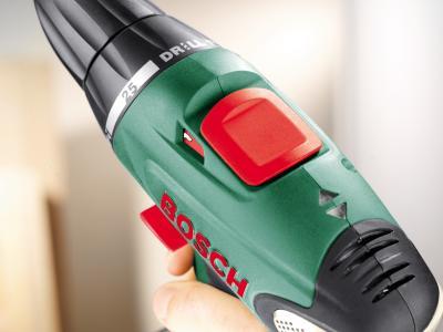 Аккумуляторная дрель-шуруповерт Bosch PSR 18 (0.603.955.321) - вид сбоку