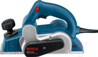 Профессиональный электрорубанок Bosch GHO 15-82 Professional (0.601.594.003) - вид сбоку