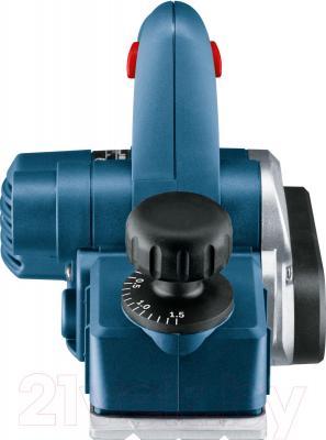 Профессиональный электрорубанок Bosch GHO 15-82 Professional (0.601.594.003) - вид спереди