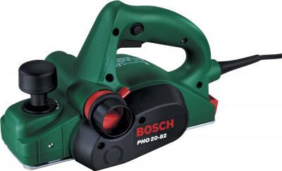Электрорубанок Bosch PHO 20-82 (0.603.365.181) - общий вид