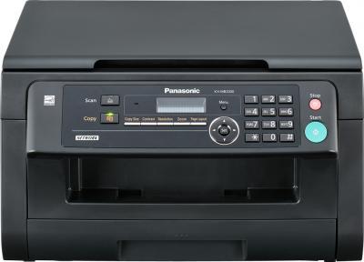 МФУ Panasonic KX-MB2000 Black - фронтальный вид