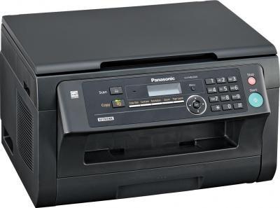 МФУ Panasonic KX-MB2000 Black - общий вид