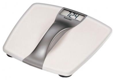 Напольные весы электронные Beurer PS 29 White - вид спереди