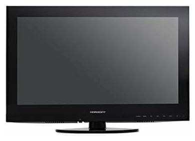 Телевизор Horizont 22LCD825DM - вид спереди