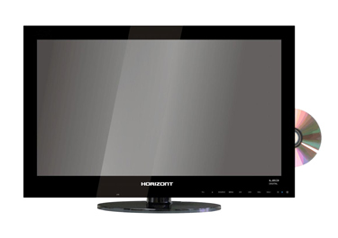 Телевизор Horizont 22LCD825VM Led Digital - вид спереди