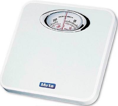 Напольные весы механические Mirta SCM 12 - вид сверху