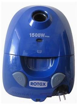 Пылесос Rotex RVB01-P - вид спереди