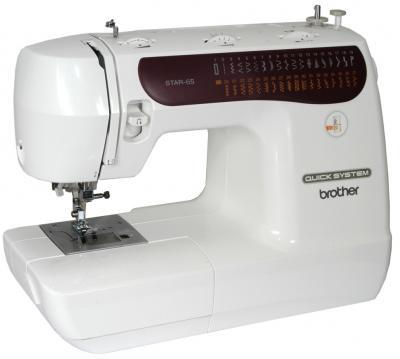 Швейная машина Brother Star-65 - вид спереди