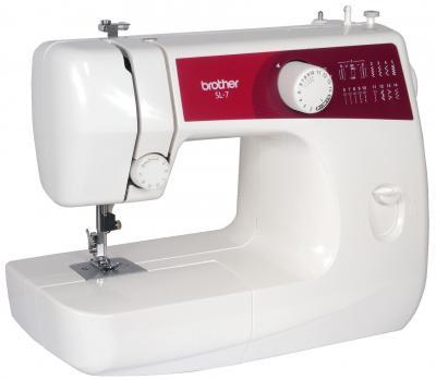 Швейная машина Brother SL-7 - вид спереди