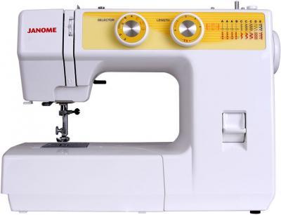 Швейная машина Janome JB-1108 - вид спереди