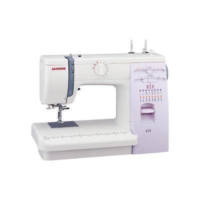 Швейная машина Janome 415 - вид сбоку