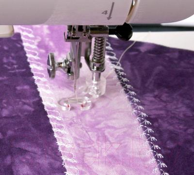 Швейная машина Janome 6260QC / QC2325 - декоративные строчки