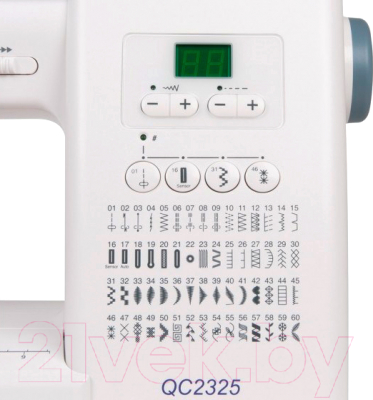 Швейная машина Janome 6260QC / QC2325