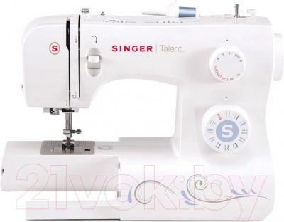 Швейная машина Singer Talent 3323 - рукавная платформа