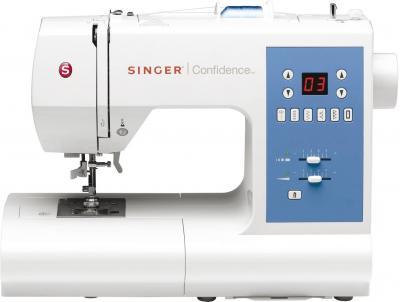 Швейная машина Singer Confidence 7465 - вид сбоку