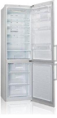 Холодильник с морозильником LG GA-B429BCA - Общий вид