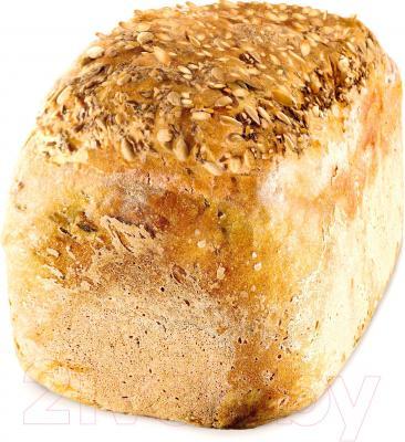 Хлебопечка Moulinex Uno Metall OW310E30 - испеченный хлеб