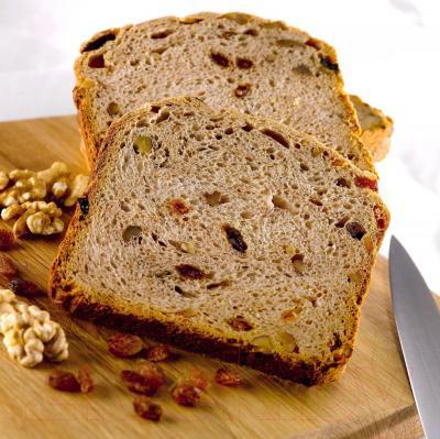 Хлебопечка Moulinex Uno Metall OW310E30 - ипеченный хлеб