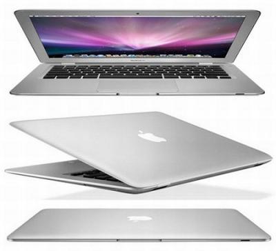 Ноутбук Apple MacBook Air 11'' (MC968RS/A) - несколько